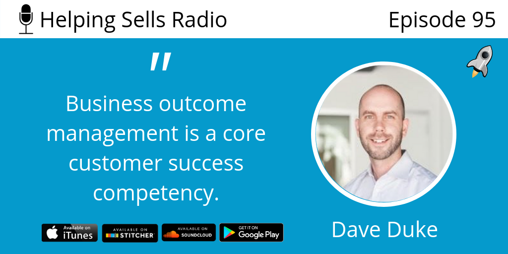 Dave Duke of MetaCX on Helping Sells Radio by ServiceRocket Media