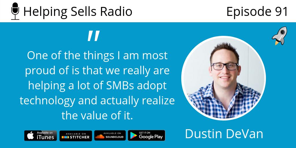 Helping Sells Radio Sharing (2)